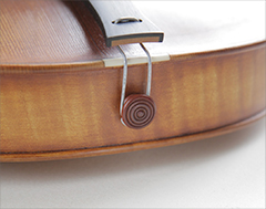 Baroque violin after Jacobus Stainer, Absam 1668 # Body length 353mm | Vibrating string length 325mm