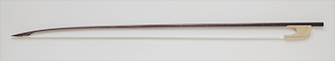 Violin bow with clip-in frog (from 1650) # Snakewood with boxwood frog | also available with snakewood frog | 617 mm | 33-37g