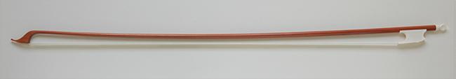 @copy; Nina Strugalla - Violinbogen nach J. Dodd (um 1790) # Pernambuco, Frosch und Beinchen aus Mammut | 736mm | 48-51g